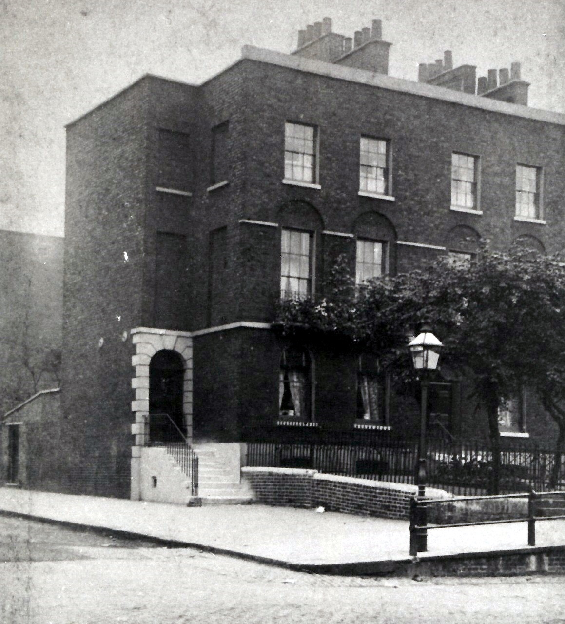 143 145 Liverpool Road Islington late 19th century