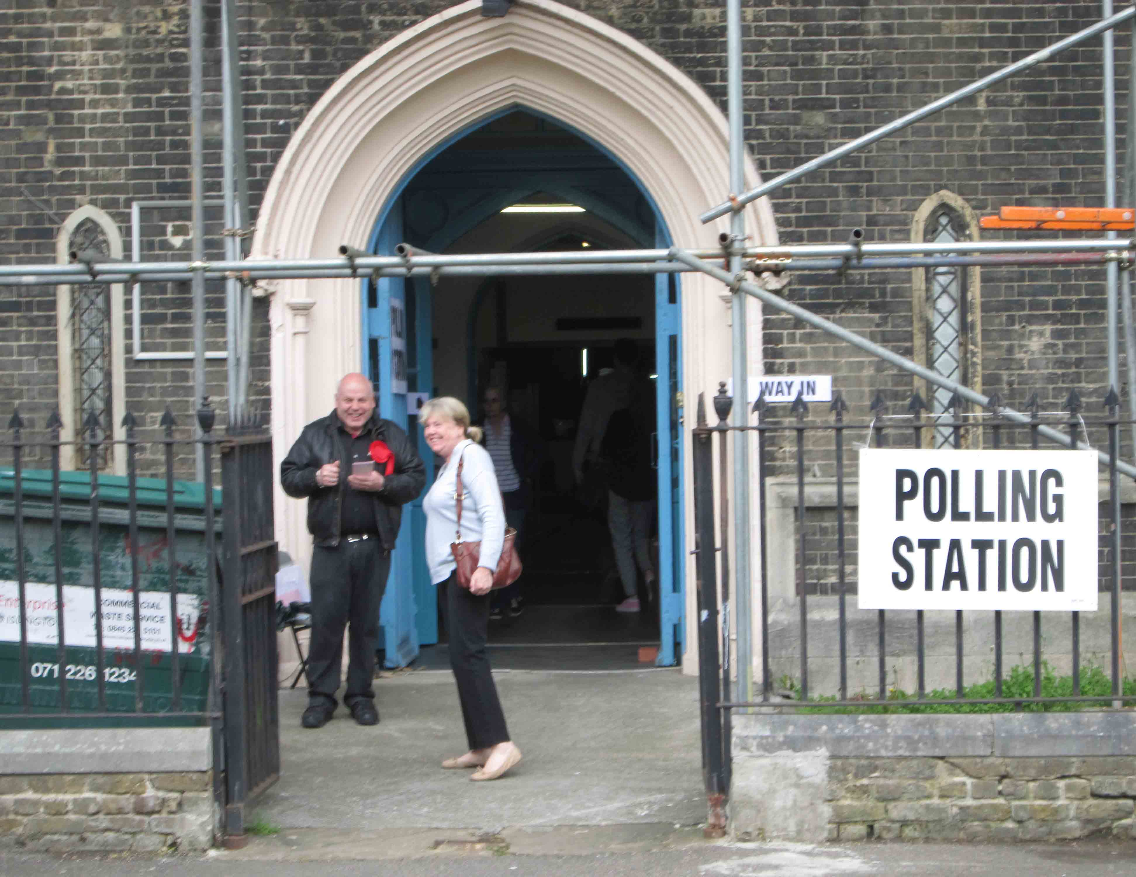 Polling Day 1
