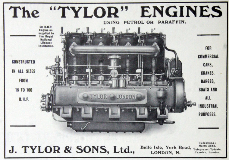 Tylor Engine