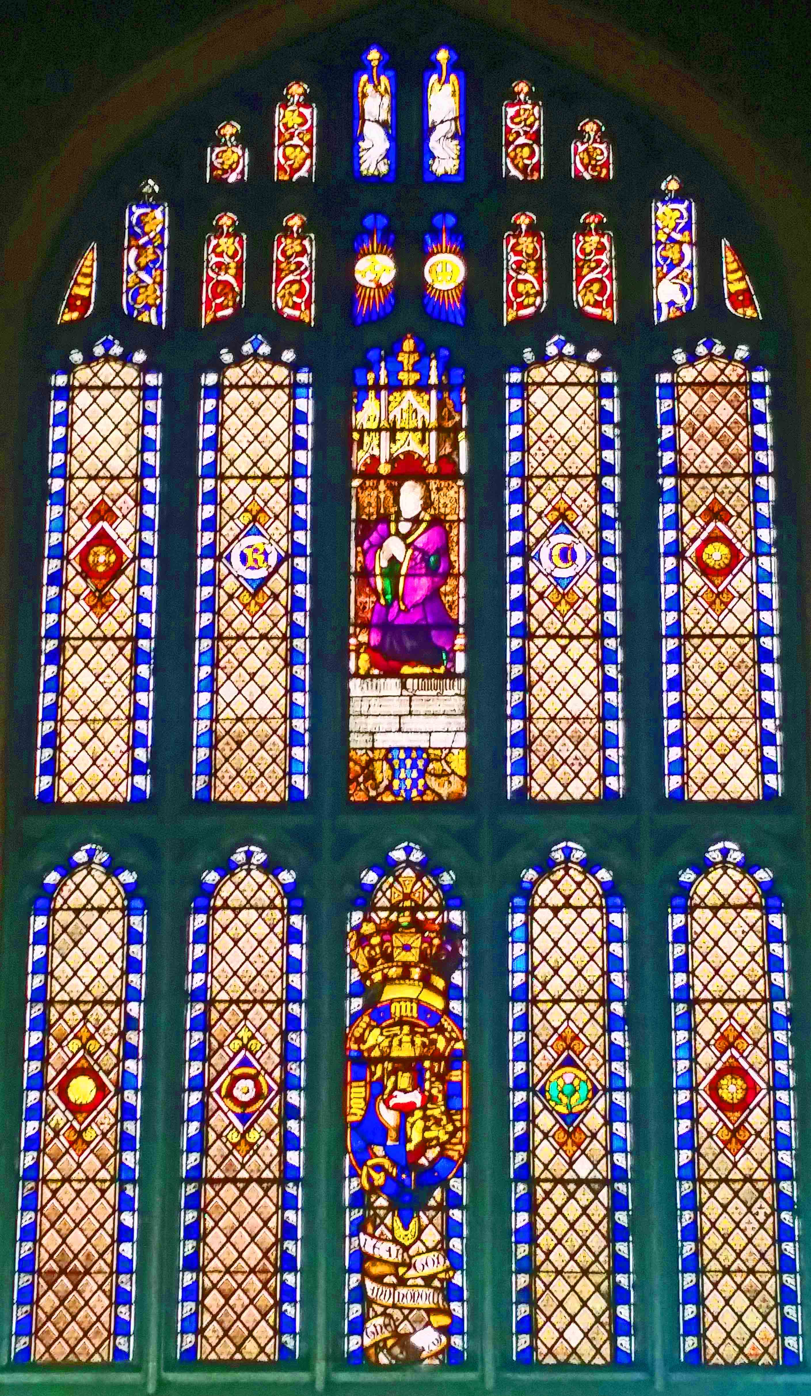 Church East Window 2